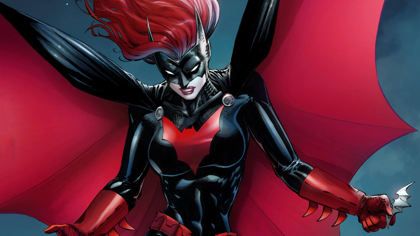 Batwoman: Jade Tailor quer substituir Ruby Rose