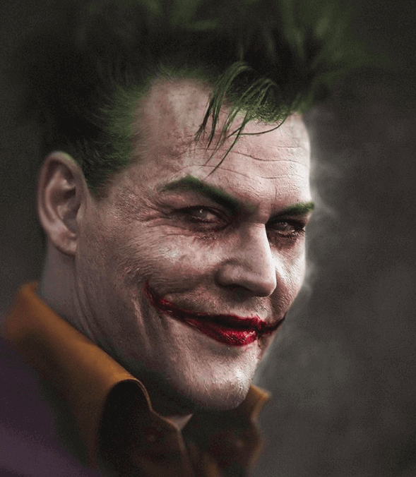 Coringa: Johnny Deep como o Palhaço do Crime