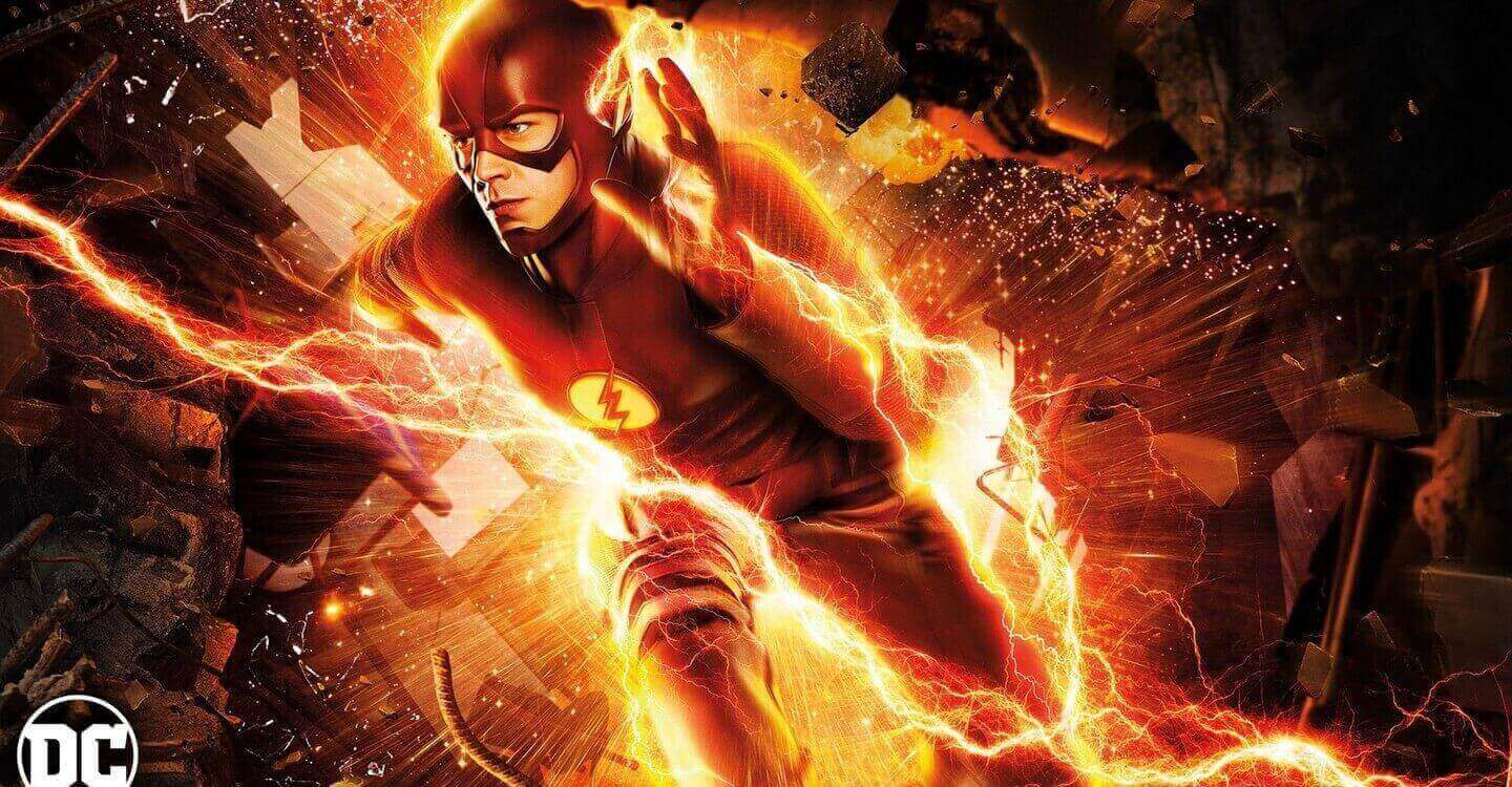 The flash 7 temporada