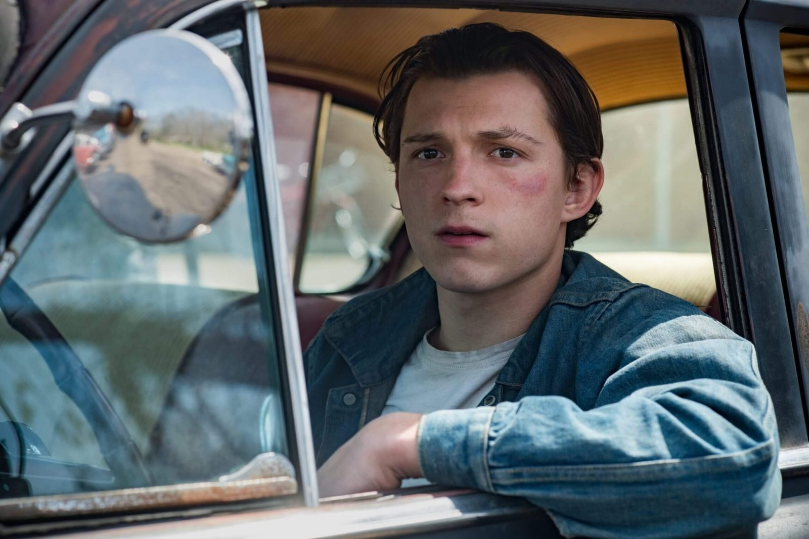 Trailer de Tom Holland em The Devil All the Time da Netflix