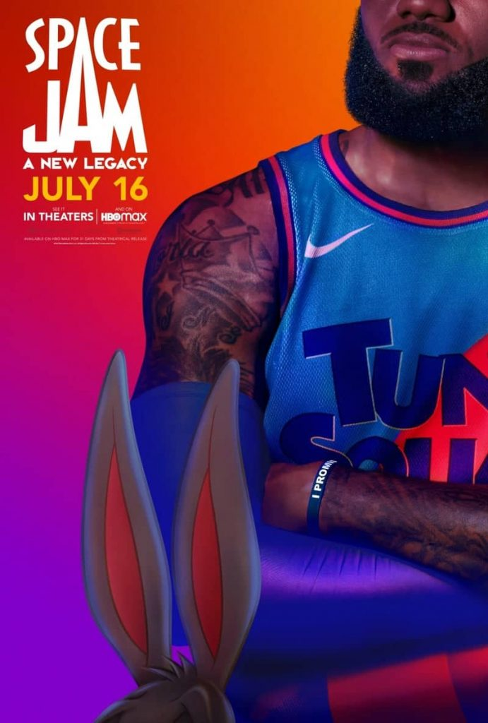 SPACE JAM 2 trailer : A NEW LEGACY