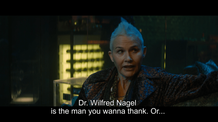 Dr. Wilfred Nagel